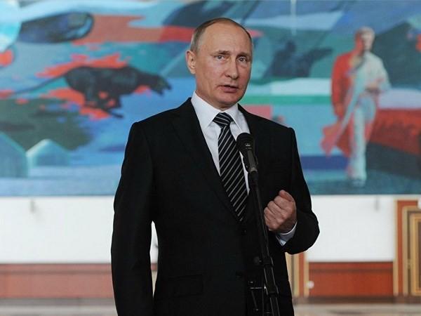 Tổng thống Nga Putin dự lễ khai trương dự án Bắc Cực lớn nhất - ảnh 1