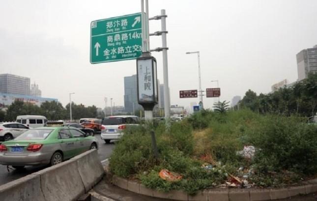 Cầu 100 triệu đô gây tắc đường ở Trung Quốc - ảnh 7