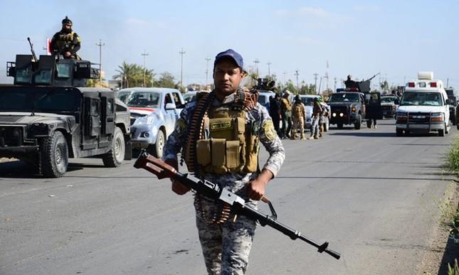 Iraq: Tấn công liều chết ở Tikrit làm gần 50 người thương vong - ảnh 1