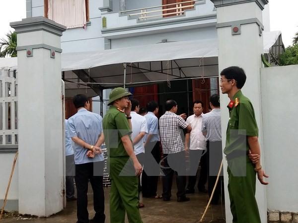 Thủ tướng yêu cầu truy bắt đối tượng giết 4 bà cháu ở Quảng Ninh - ảnh 1