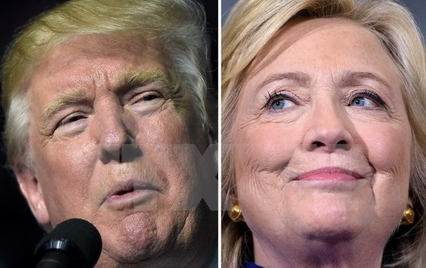 """Nước Mỹ trước trận """"so găng"""" mở màn giữa bà Clinton và ông Trump - ảnh 1"""