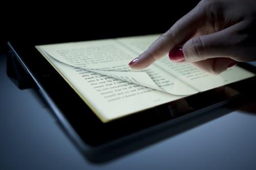 Sách điện tử - gánh nặng cho sinh viên Mỹ - ảnh 1