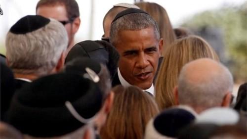 Chính khách thế giới tới Israel dự tang lễ Shimon Peres - ảnh 2