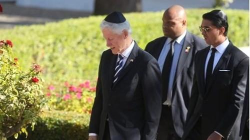 Chính khách thế giới tới Israel dự tang lễ Shimon Peres - ảnh 3