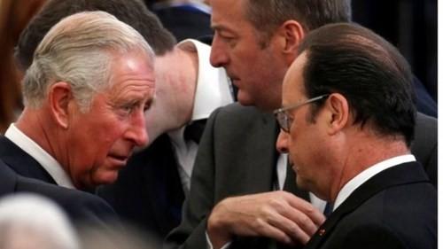 Chính khách thế giới tới Israel dự tang lễ Shimon Peres - ảnh 4