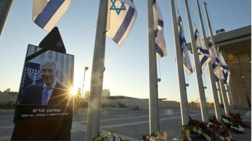 Chính khách thế giới tới Israel dự tang lễ Shimon Peres - ảnh 6