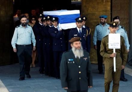 Chính khách thế giới tới Israel dự tang lễ Shimon Peres - ảnh 1