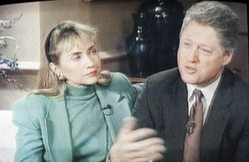 Hillary Clinton đối phó với bê bối ngoại tình của chồng như thế nào - ảnh 2