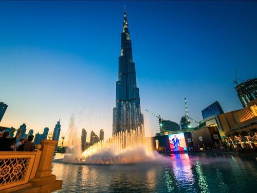 13 điều xa xỉ của thành phố Dubai - ảnh 3
