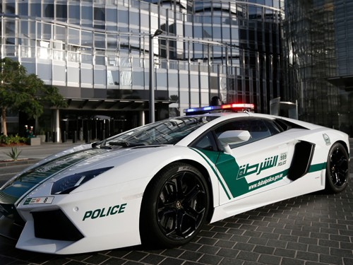 13 điều xa xỉ của thành phố Dubai - ảnh 1