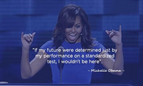 Học tiếng Anh qua những câu nói ấn tượng của Michelle Obama - ảnh 4