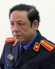 Viện trưởng Viện Kiểm sát bị đâm trong phòng làm việc - ảnh 1