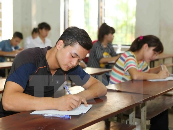 Hoàn thiện kỳ thi THPT quốc gia thông qua đổi mới phương thức thi - ảnh 1
