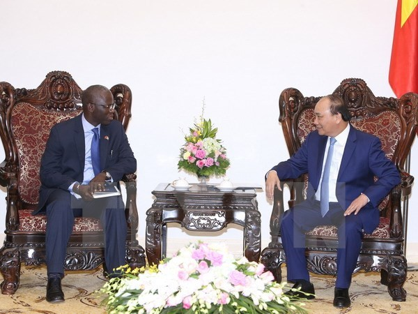 Thủ tướng Nguyễn Xuân Phúc tiếp tân Giám đốc WB tại Việt Nam - ảnh 1