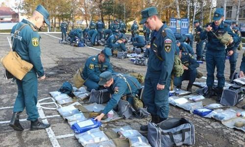 Nga huy động 40 triệu người diễn tập quốc phòng - ảnh 1