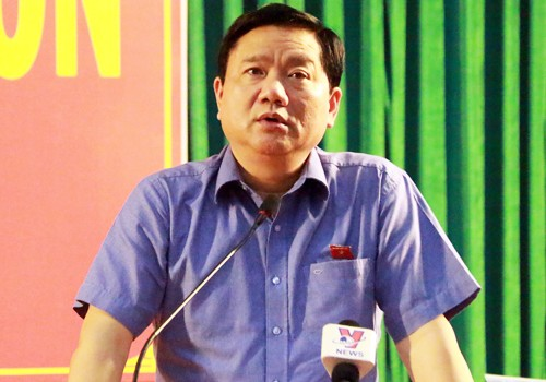 Thầy giáo 'tố' bị thử việc không lương với ông Đinh La Thăng - ảnh 2