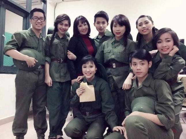 Nữ sinh trường quân đội trở thành Hoa khôi Sinh viên Hà Nội - ảnh 5