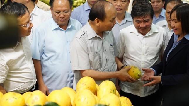 Thủ tướng Nguyễn Xuân Phúc kiểm tra đột xuất suất ăn công nhân - ảnh 5