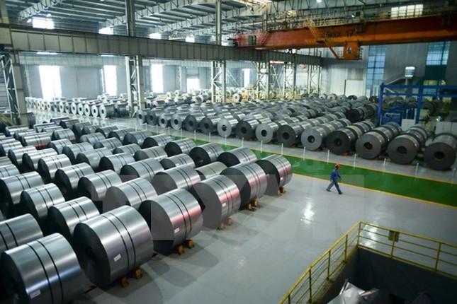 EU áp thuế chống bán phá giá mới đối với thép Trung Quốc - ảnh 1