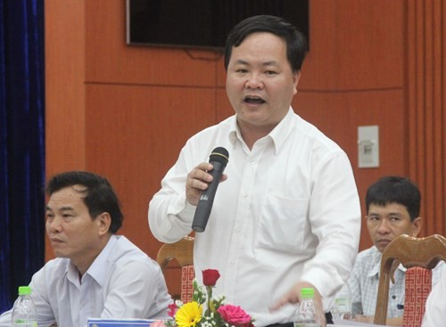 Họp báo về nhà máy thép nghìn tỷ ở Quảng Nam - ảnh 4