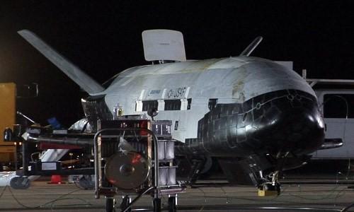 Máy bay bí mật của quân đội Mỹ ở trên quỹ đạo 500 ngày - ảnh 2