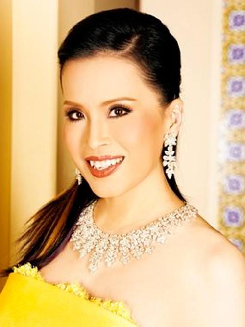 3 công chúa của quốc vương Thái Lan - ảnh 1