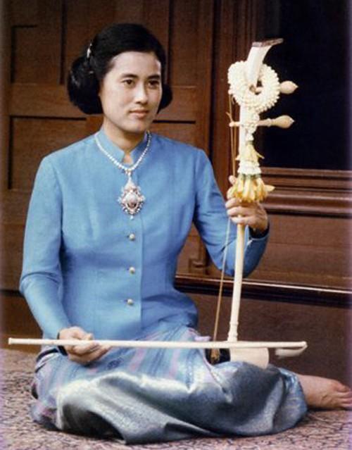 3 công chúa của quốc vương Thái Lan - ảnh 4