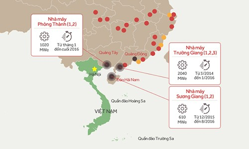 Việt Nam cử người sang Trung Quốc làm việc về điện hạt nhân gần biên giới - ảnh 1