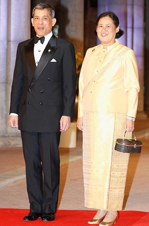 3 công chúa của quốc vương Thái Lan - ảnh 6