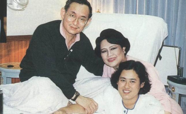 3 công chúa của quốc vương Thái Lan - ảnh 5