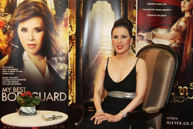 3 công chúa của quốc vương Thái Lan - ảnh 3