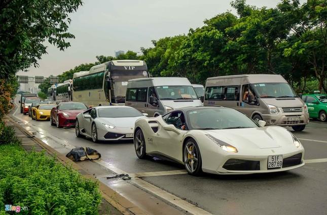 Cường Đô La dẫn đầu đoàn siêu xe tái khởi động Car Passion - ảnh 7