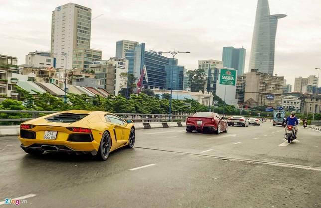 Cường Đô La dẫn đầu đoàn siêu xe tái khởi động Car Passion - ảnh 9