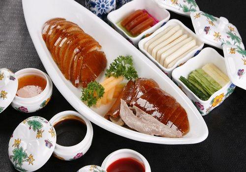 Vịt quay Bắc Kinh, món ăn đến vua chúa cũng phải thèm - ảnh 3