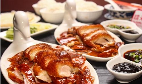 Vịt quay Bắc Kinh, món ăn đến vua chúa cũng phải thèm - ảnh 4