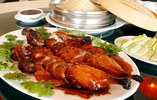 Vịt quay Bắc Kinh, món ăn đến vua chúa cũng phải thèm - ảnh 5