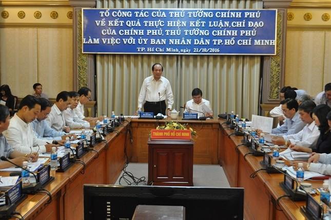 Thủ tướng nhắc nhở TP.HCM hàng loạt vấn đề nóng - ảnh 1