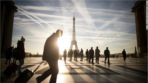 10 thành phố làm việc ít nhất thế giới - ảnh 1