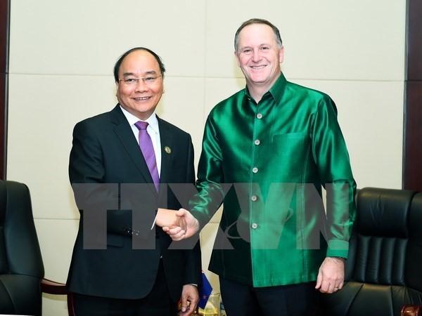 Nhật cam kết ưu tiên ODA, New Zealand ủng hộ nông sản Việt - ảnh 2