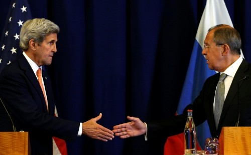 Mỹ - Nga nhất trí về kế hoạch ngừng bắn mới ở Syria - ảnh 1