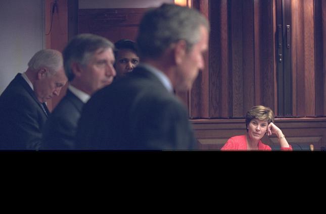 Tổng thống Bush đã làm gì trong ngày 11/9/2001 - ảnh 10