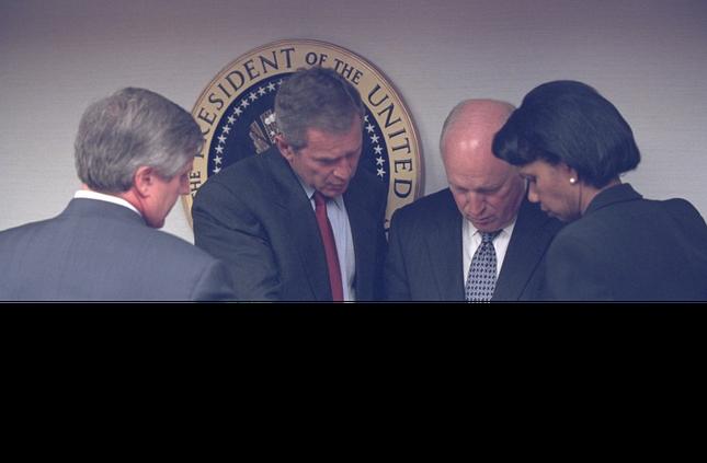 Tổng thống Bush đã làm gì trong ngày 11/9/2001 - ảnh 11