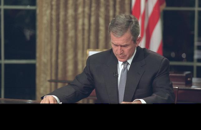 Tổng thống Bush đã làm gì trong ngày 11/9/2001 - ảnh 13