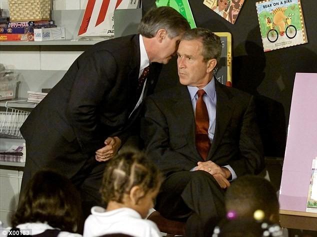 Tổng thống Bush đã làm gì trong ngày 11/9/2001 - ảnh 3