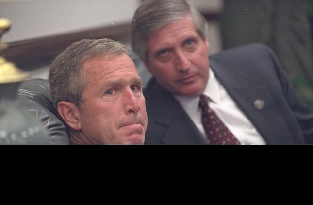 Tổng thống Bush đã làm gì trong ngày 11/9/2001 - ảnh 8