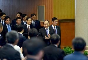 Thủ tướng đối thoại với các DN hàng đầu Trung Quốc - ảnh 1