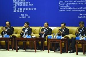 Thủ tướng đối thoại với các DN hàng đầu Trung Quốc - ảnh 3