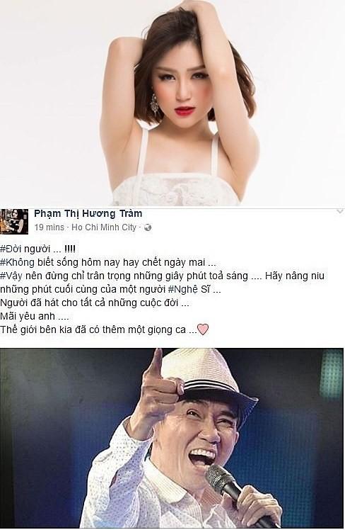Showbiz Việt não nùng ngày mưa tiễn biệt Minh Thuận - ảnh 10