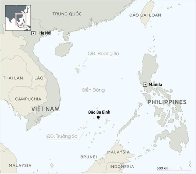 Việt Nam phản đối Đài Loan xây dựng trên đảo Ba Bình - ảnh 1