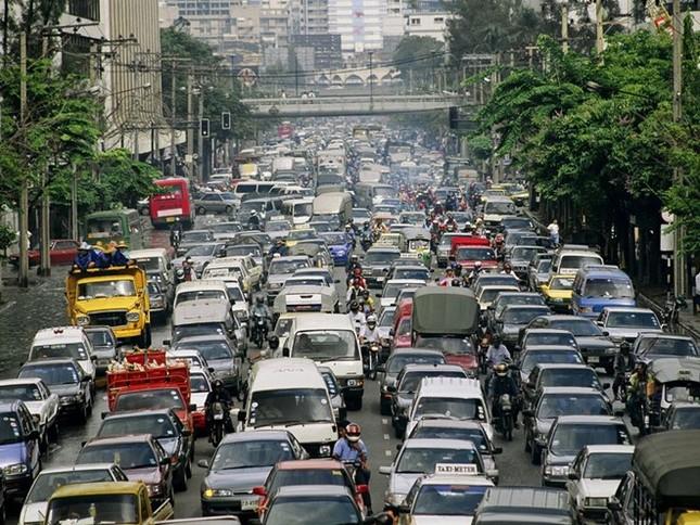 Kẹt xe khiến Bangkok thiệt hại 320 triệu USD mỗi năm - ảnh 5